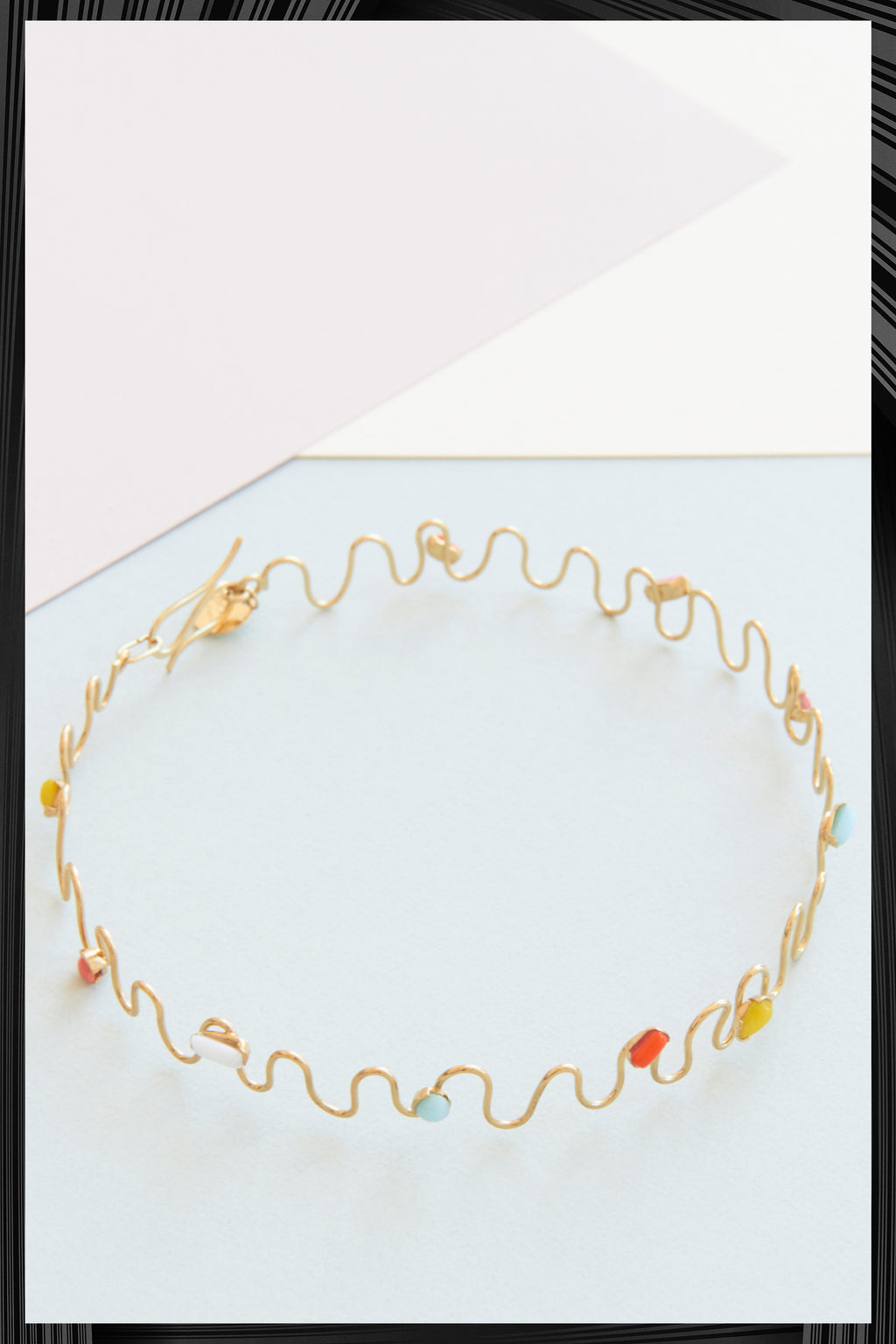 Six Waves Choker