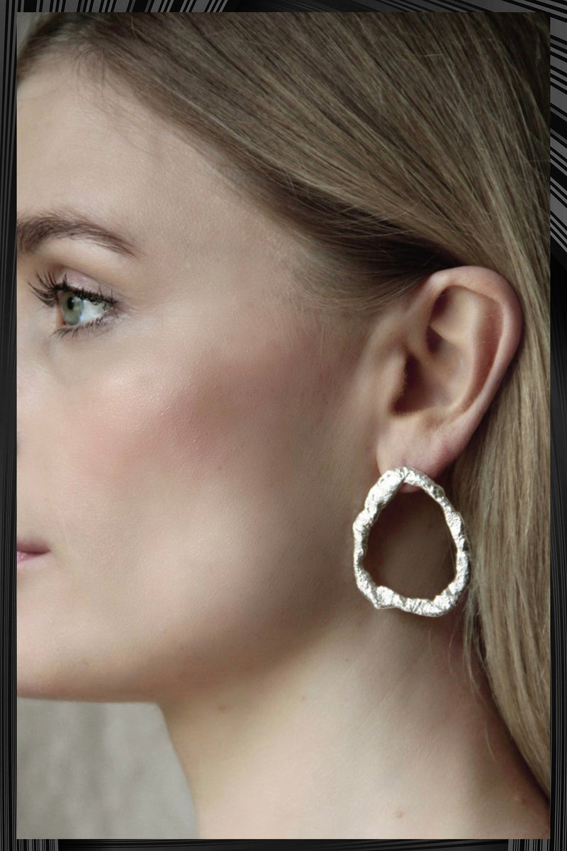 Melt Drop Earrings | Free Delivery - Quick Shipping