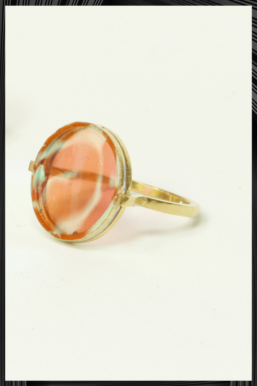Circular Ring | Free Delivery - Quick Shipping