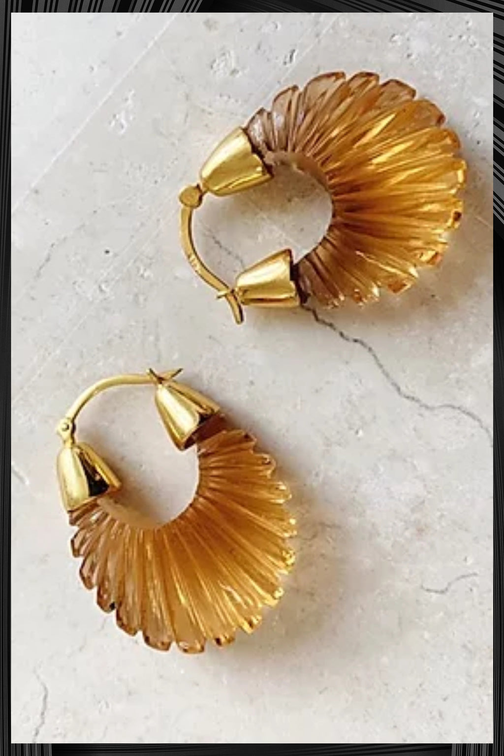 Champagne Ettienne Earrings