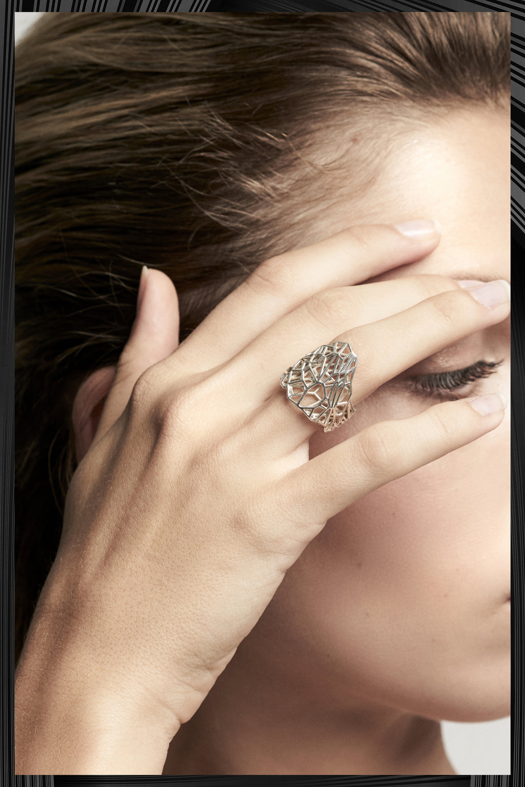 Zuf Ring | Free Delivery - 4 Weeks Shipping