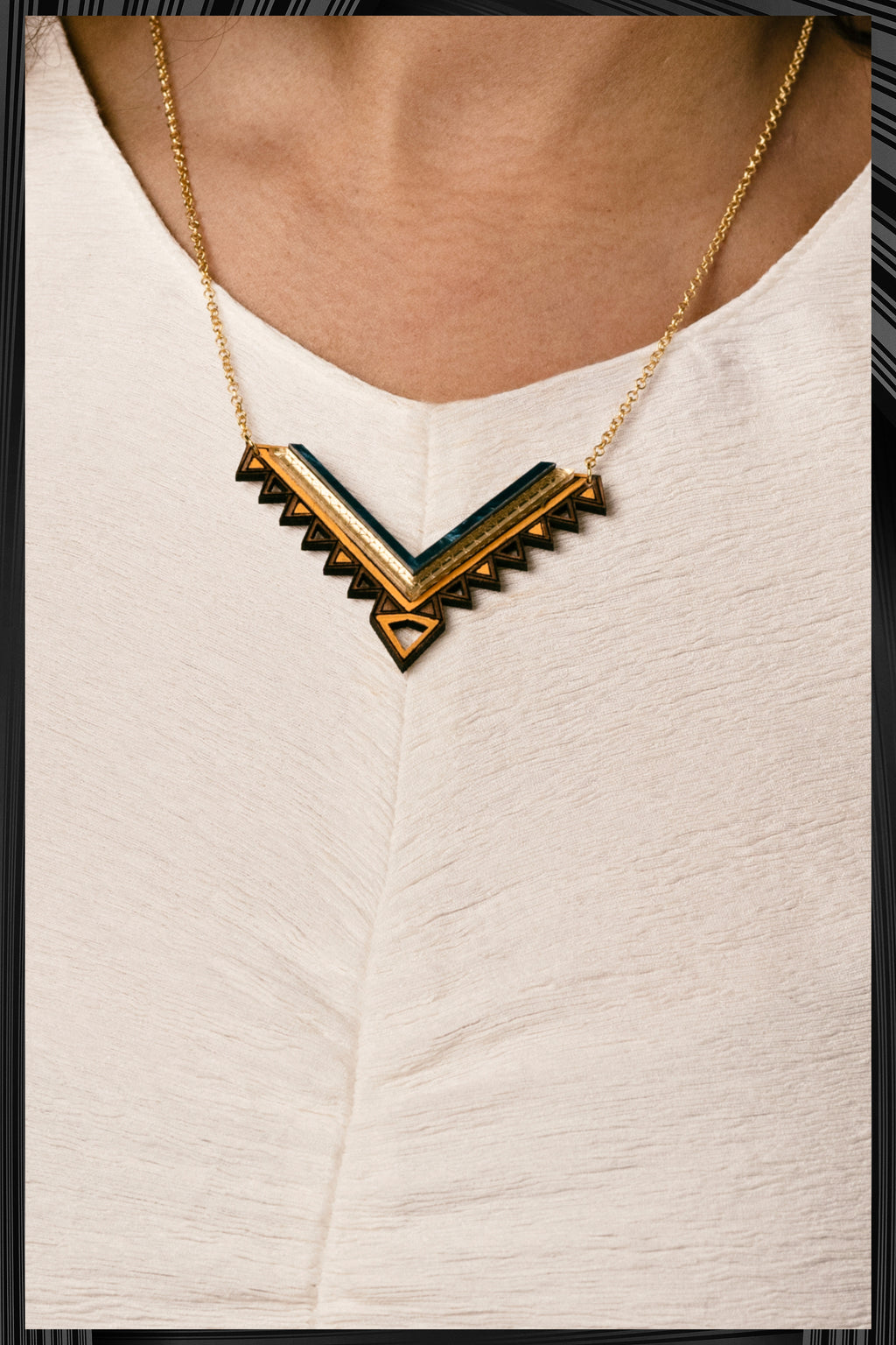 Veda Necklace | Free Delivery - 2-3 Week Shipping