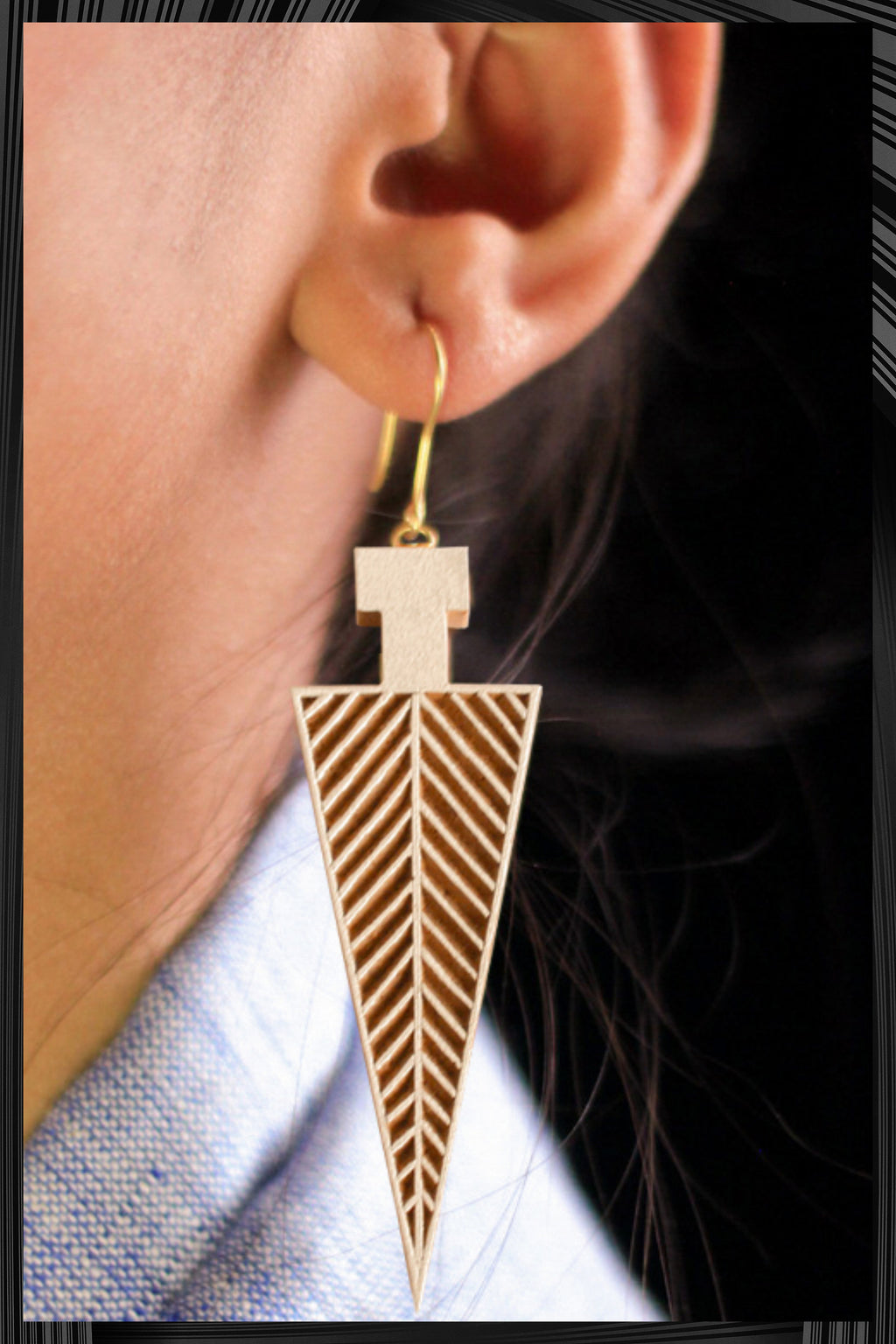 Aboriginal Earrings | Quick Shipping