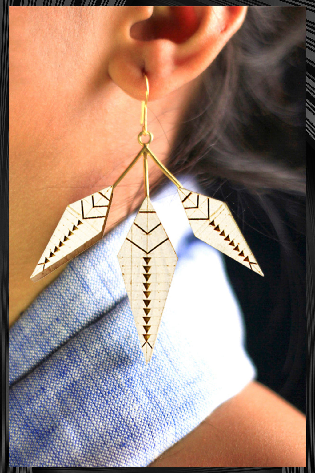 Natives Earrings | 2-3 Weeks Shipping