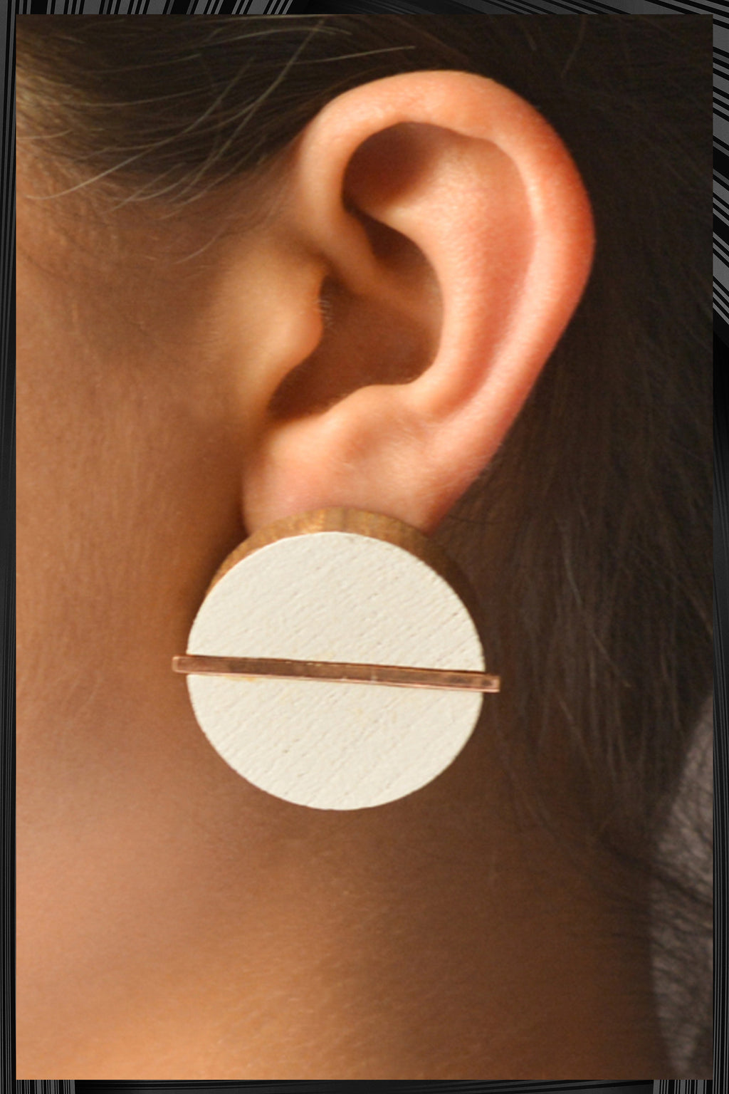 Nomenclature Earrings | 2-3 Weeks Shipping