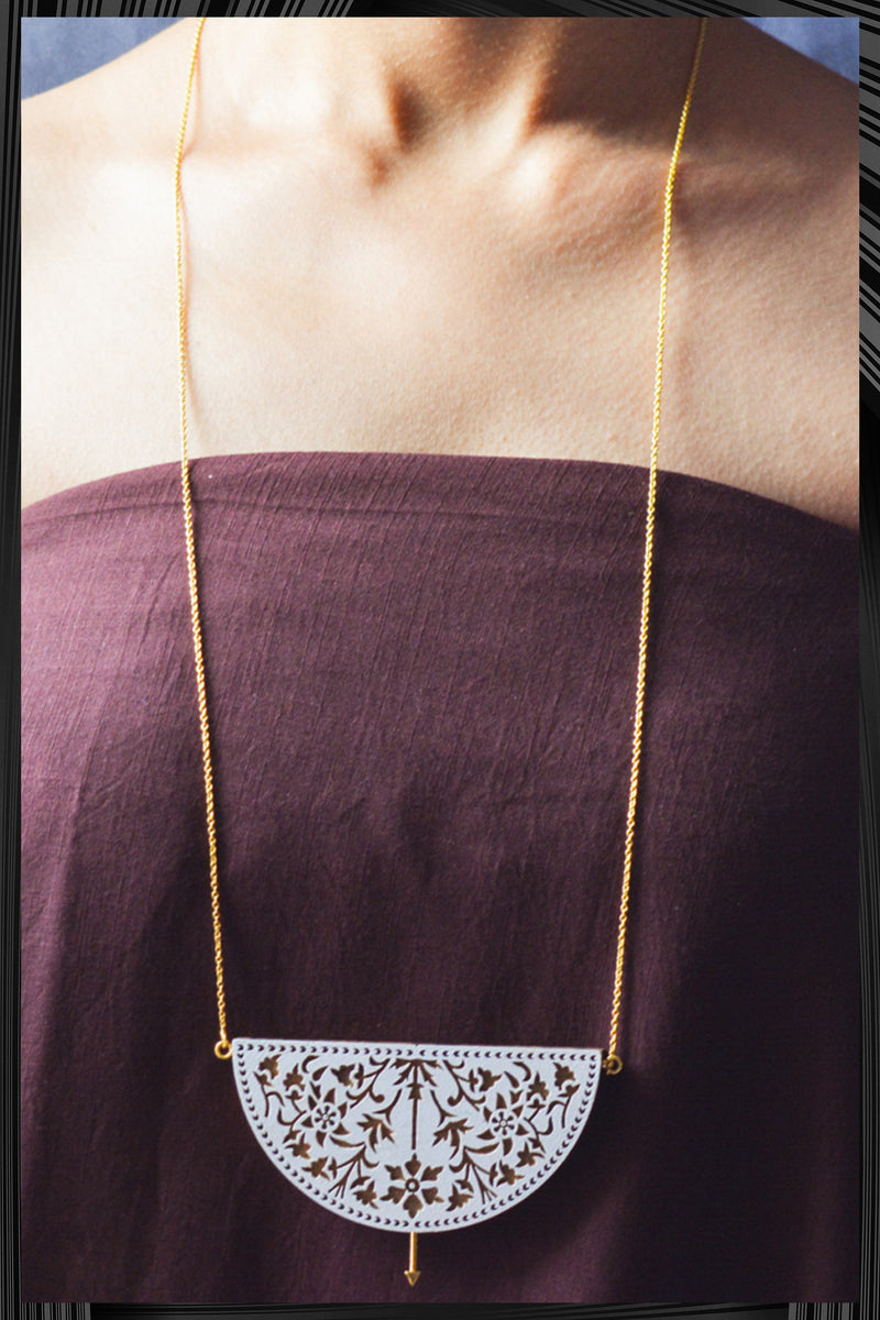 Sacred Sanctuary Necklace | Free Delivery - 2-3 Weeks Shipping