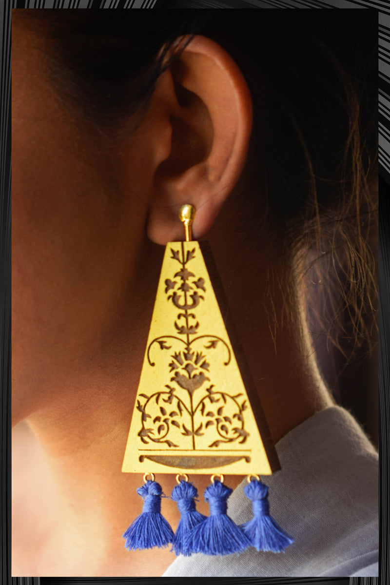 Vinayaki Earrings | Free Delivery - Quick Shipping