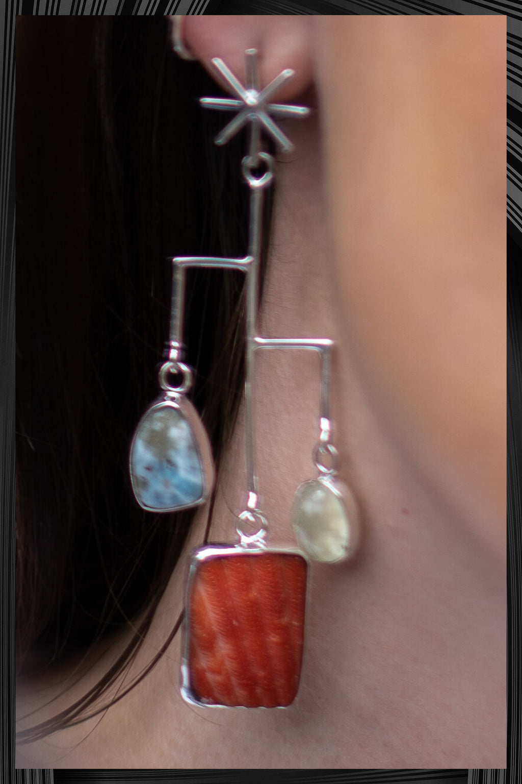 Caribbean Dreams Earrings | Free Delivery - 2-3 Week Shipping