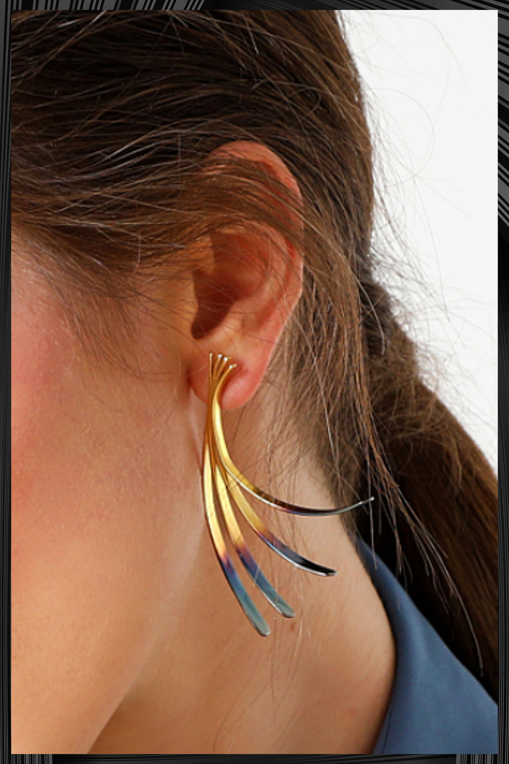 Shooting Star Earrings | Free Delivery - 2-3 Weeks Shipping