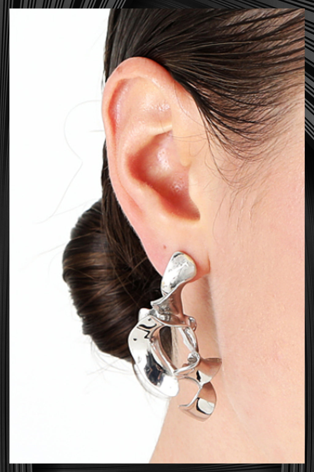 Flamenco Fire Earrings