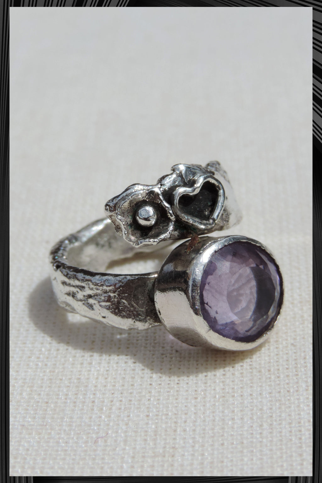 Peruvian Love Ring