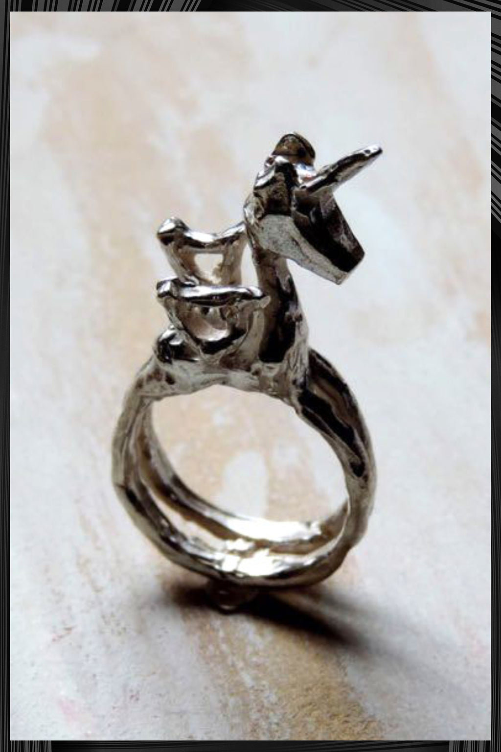 The Unicorn Ring | Free Delivery - Quick Shipping