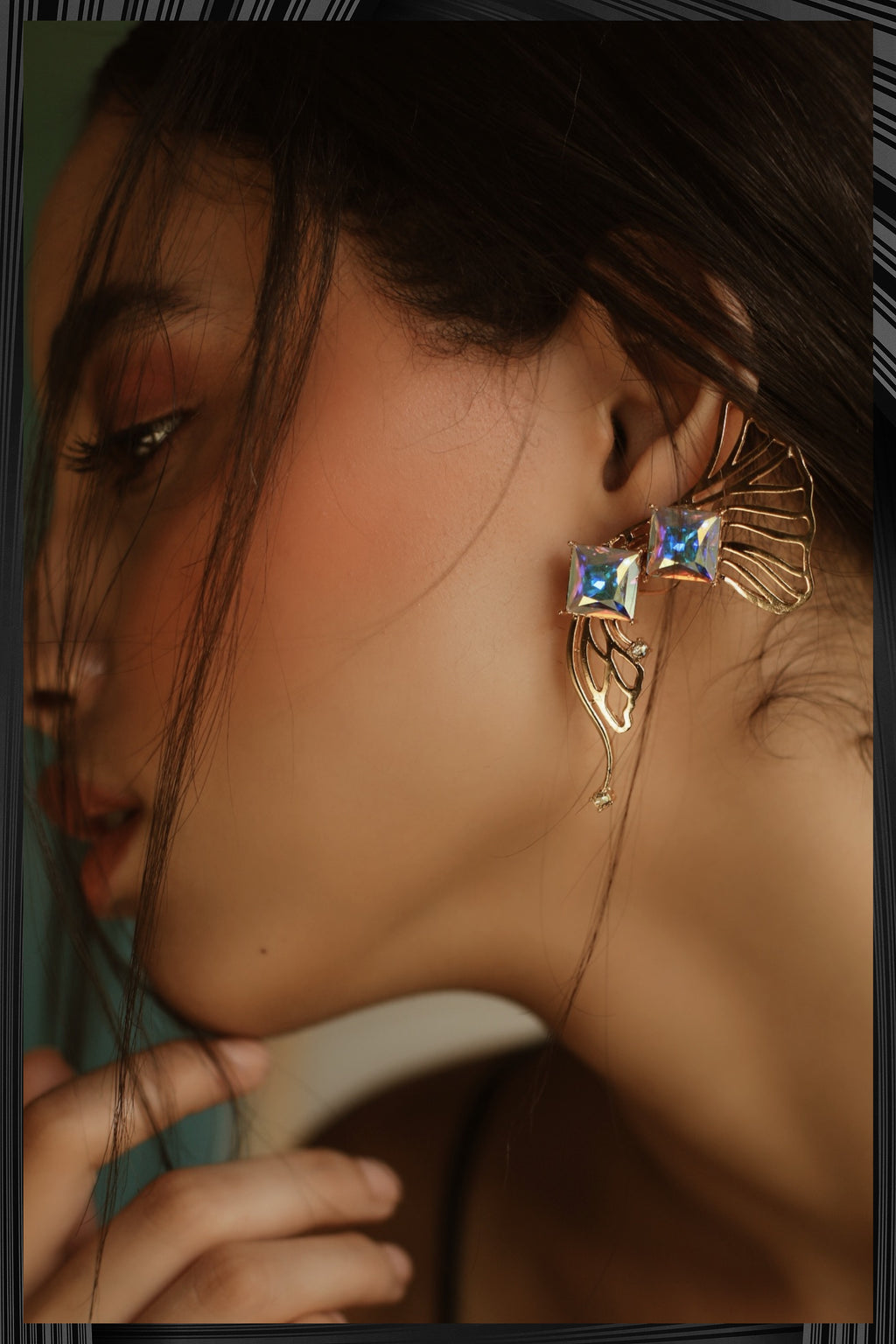 Iaira Ear Cuffs | Free Delivery - Quick Shipping