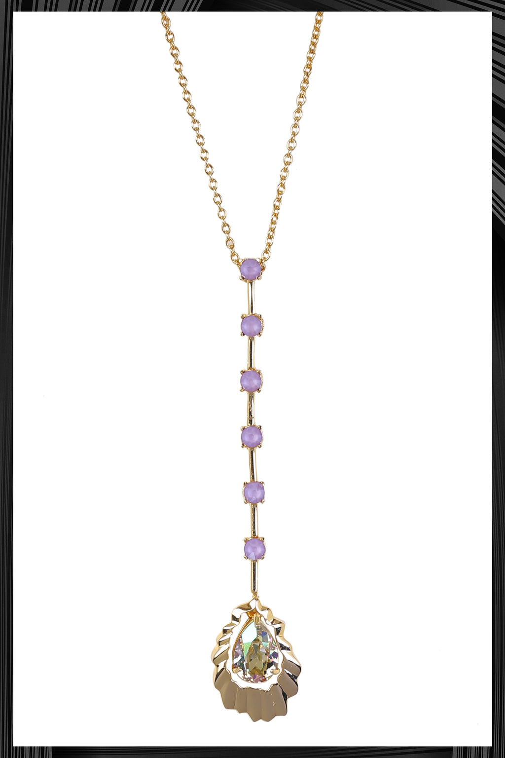 Lavender Rio Necklace