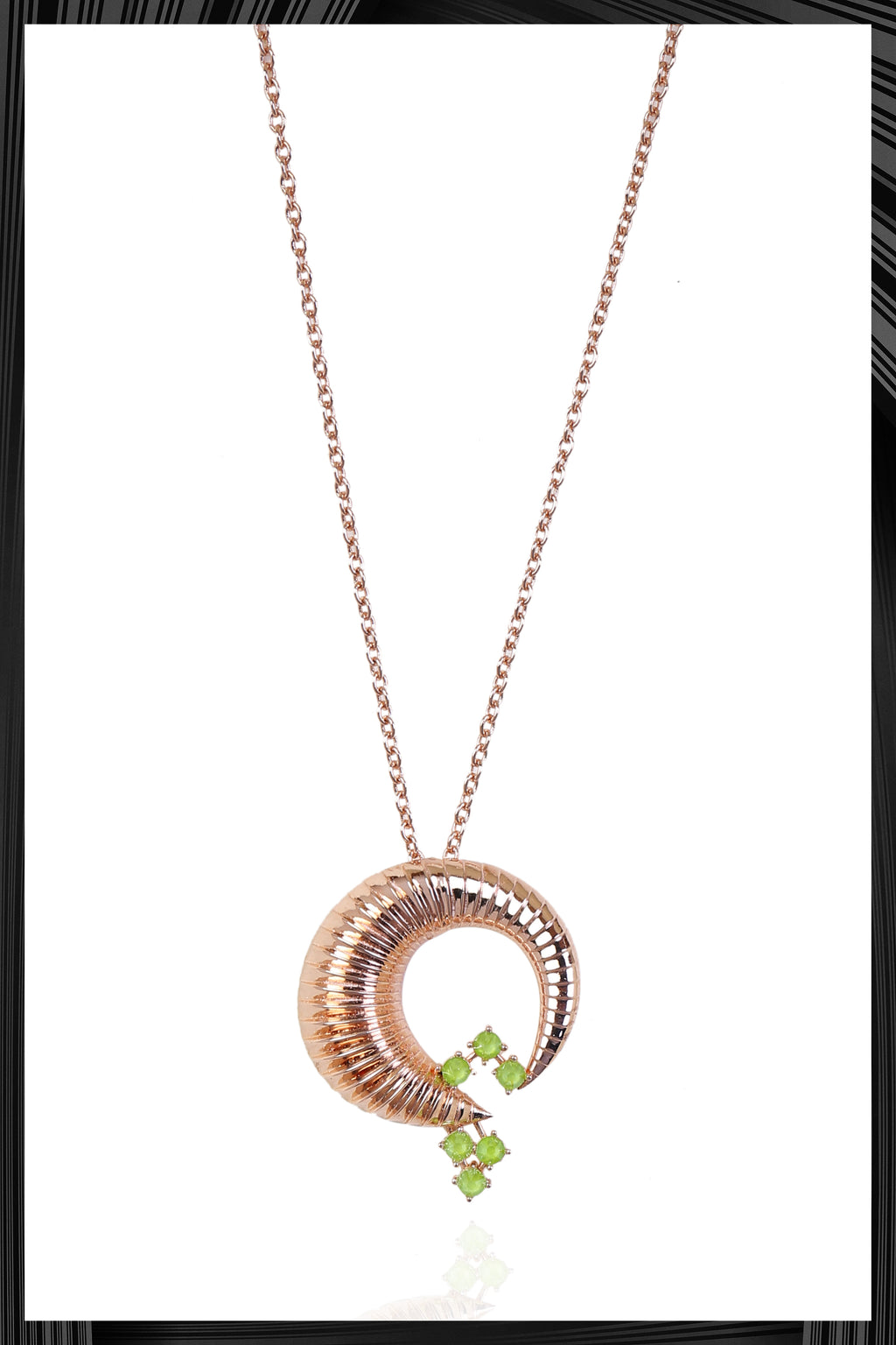 Green Moana Necklace | Free Delivery - Quick Shipping