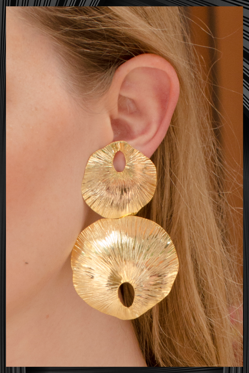Fungy Earrings
