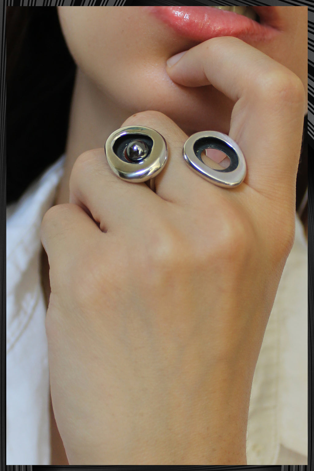 Lucciola Ring | Free Delivery - Quick Shipping