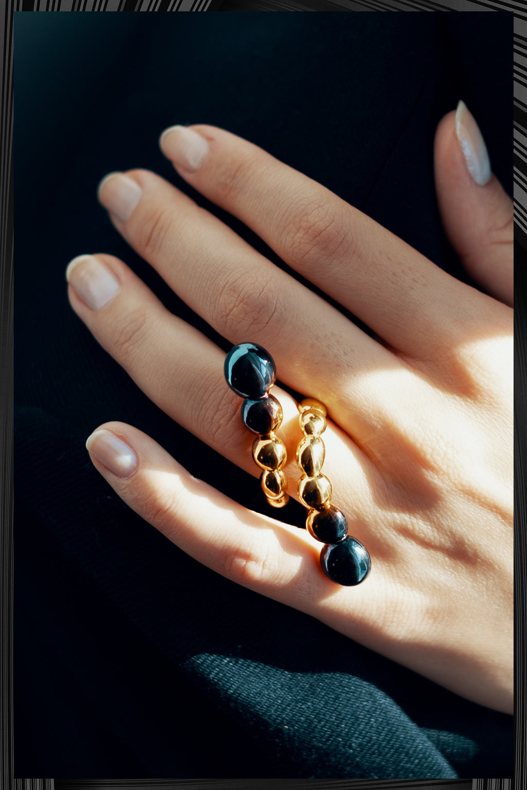 Beam Ring | Free Delivery - 2-3 Weeks Shipping