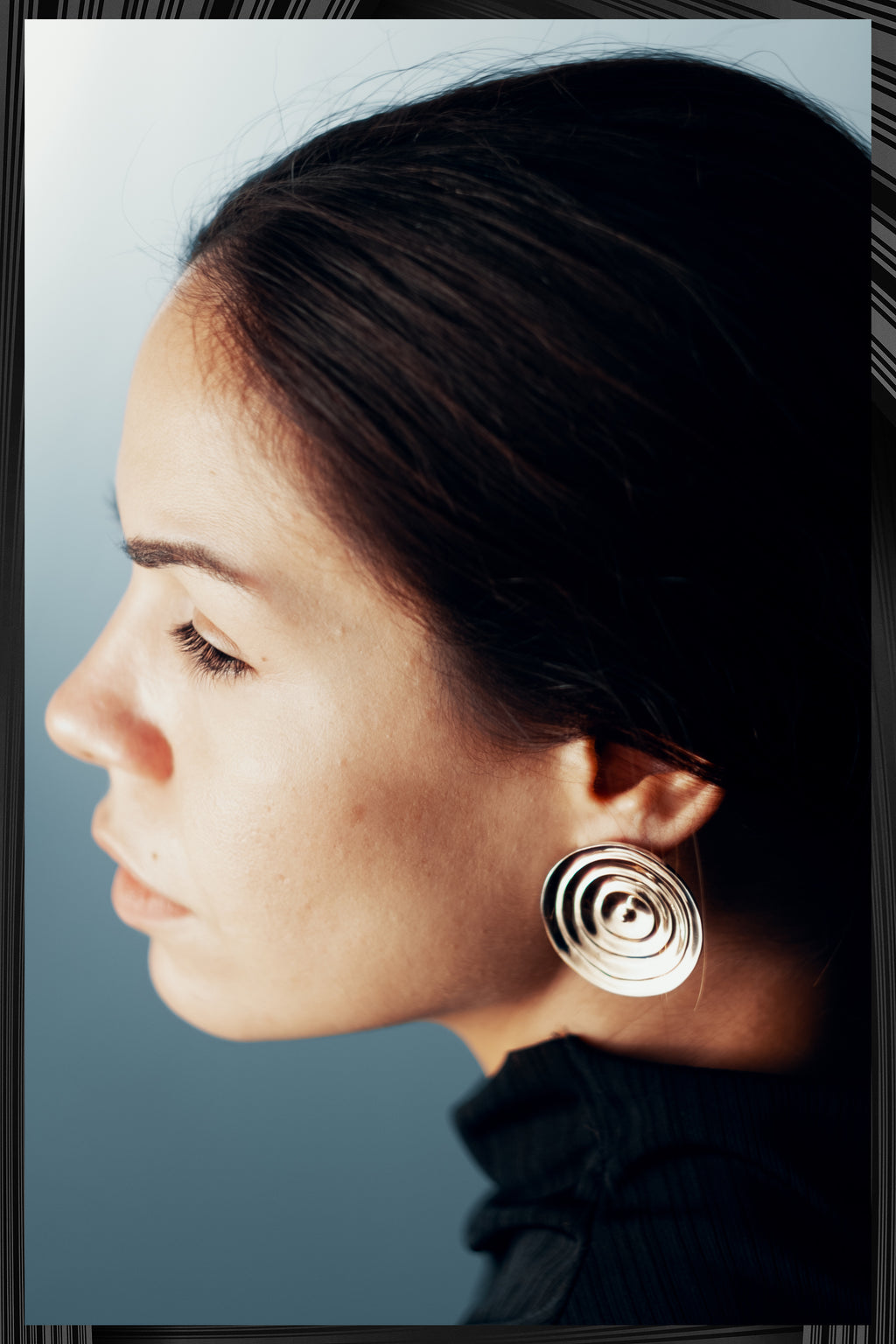 Ripples Earrings | Free Delivery - 2-3 Weeks Shipping