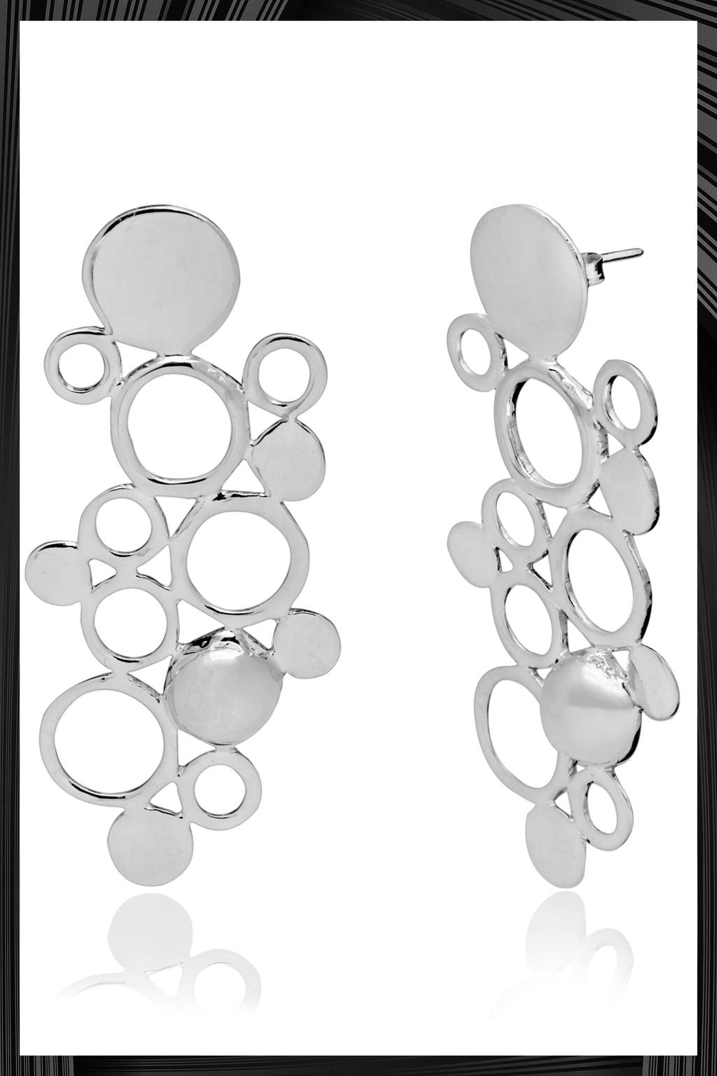 Bubbles Earrings | Free Delivery - 2-3 Weeks Shipping