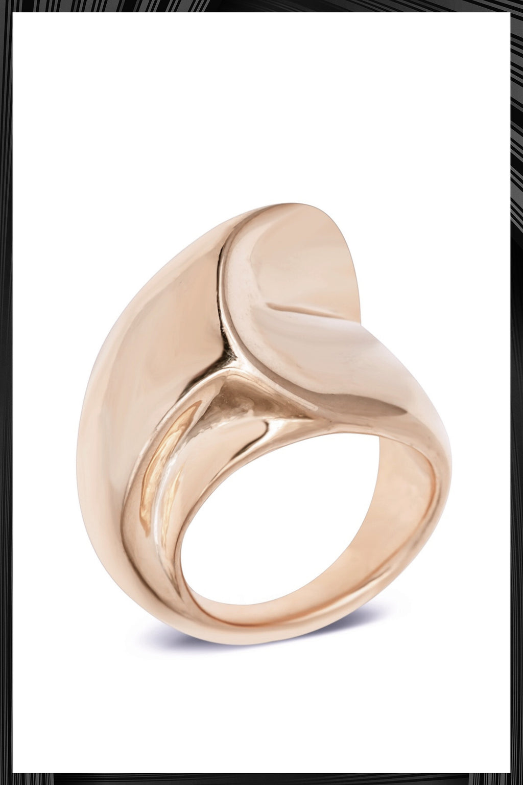 Perfect Wave Ring | Free Delivery - 2-3 Weeks Shipping