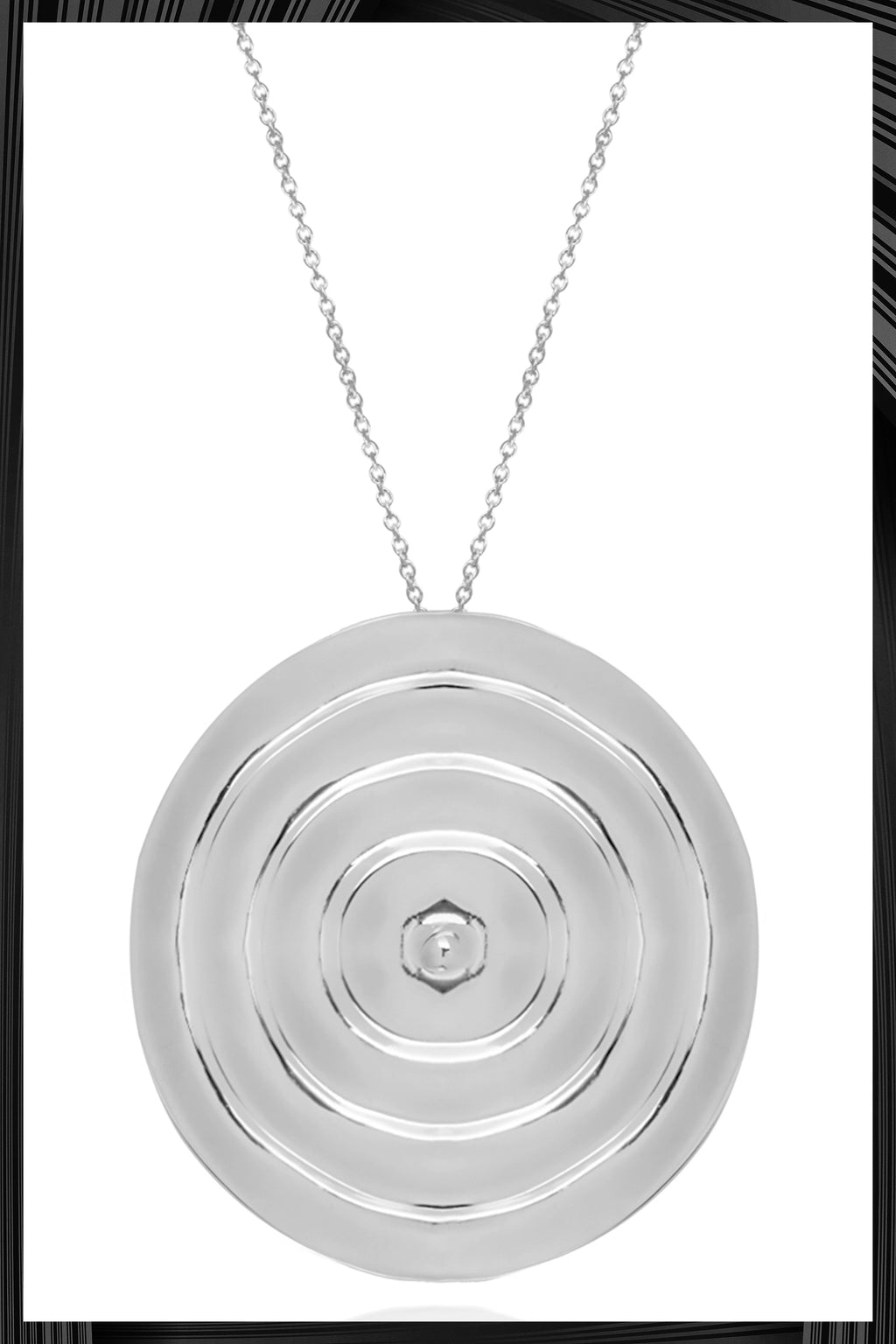 Ripples Pendant Necklace | Free Delivery - 2-3 Weeks Shipping