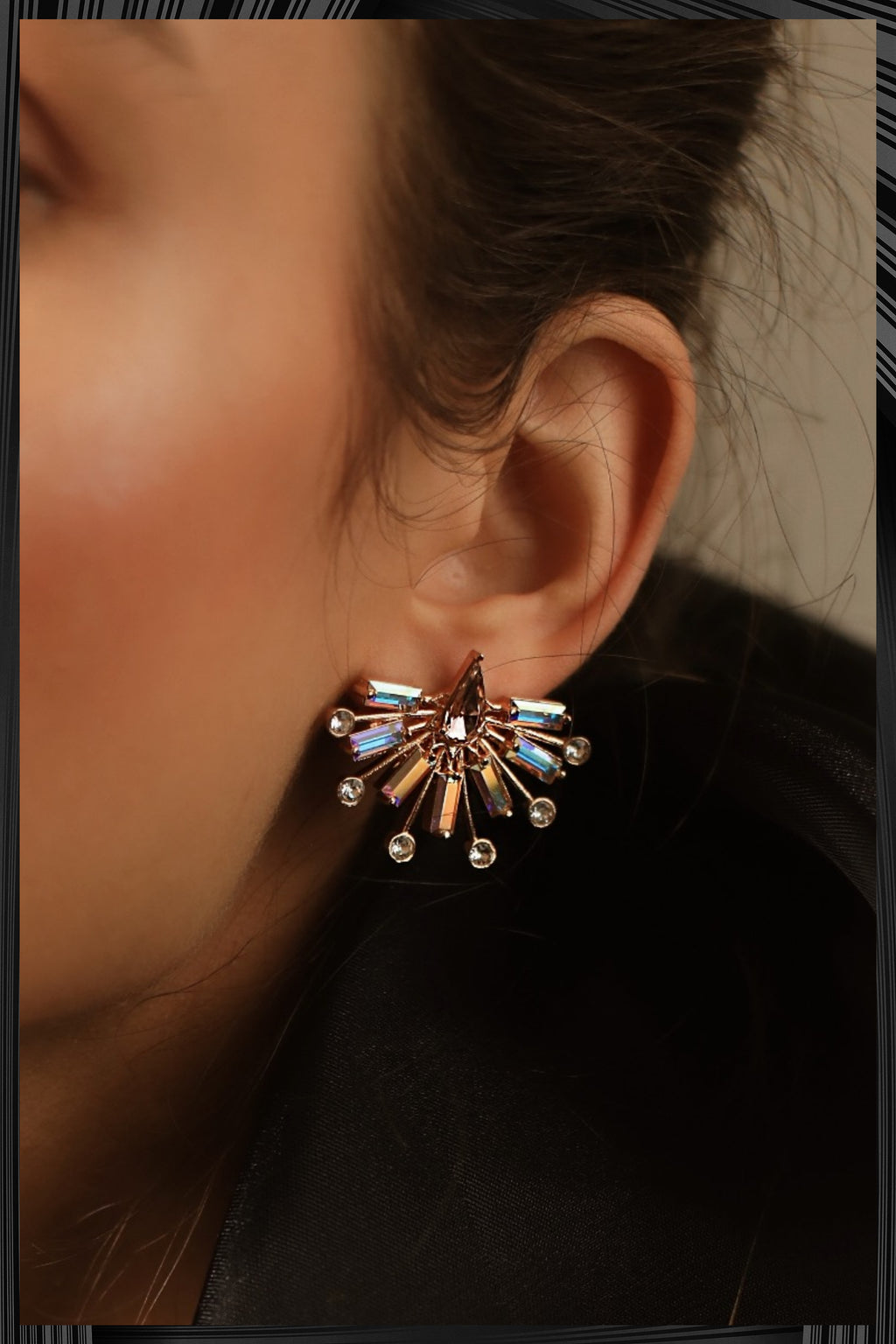 Citron Bolero Earrings | Free Delivery - Quick Shipping