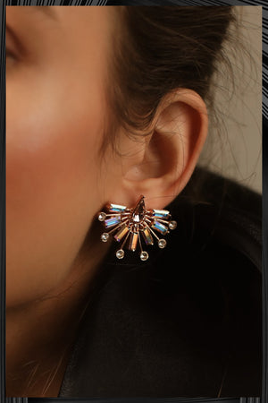 Citron Bolero Earrings