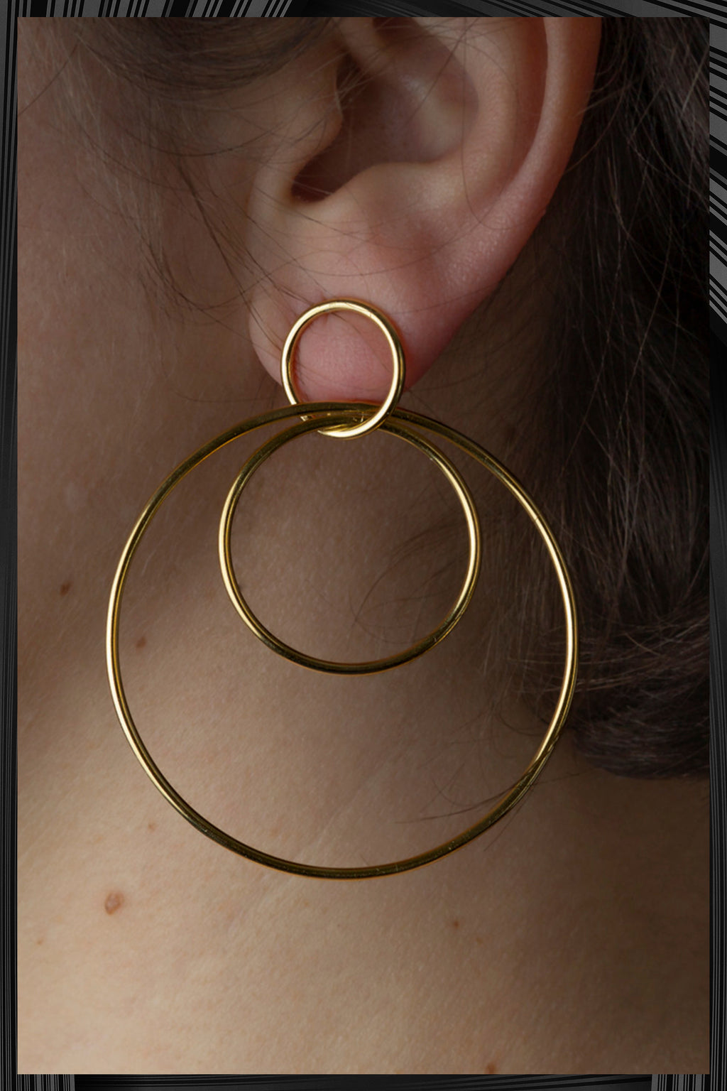Gold Lola Earrings