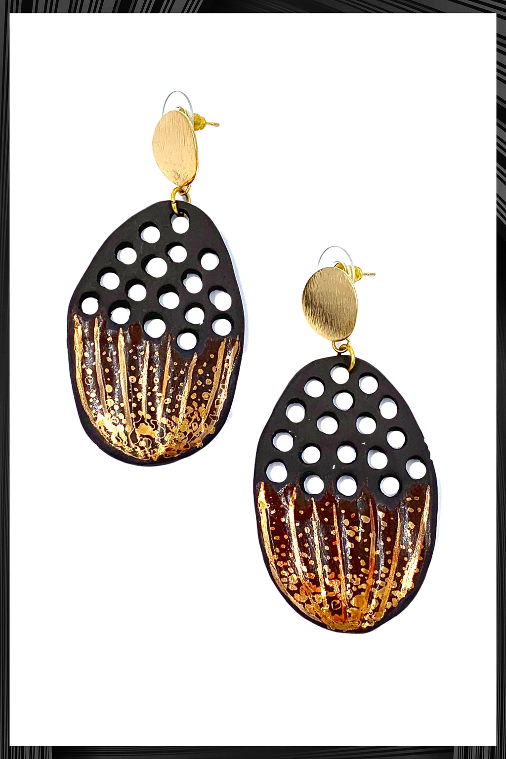 Maryna Earrings