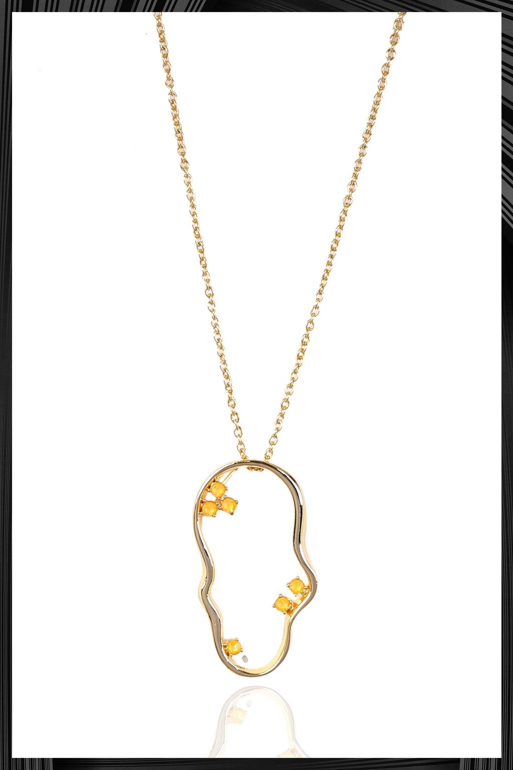 Marigold Loire Pendant Necklace | Free Delivery - Quick Shipping