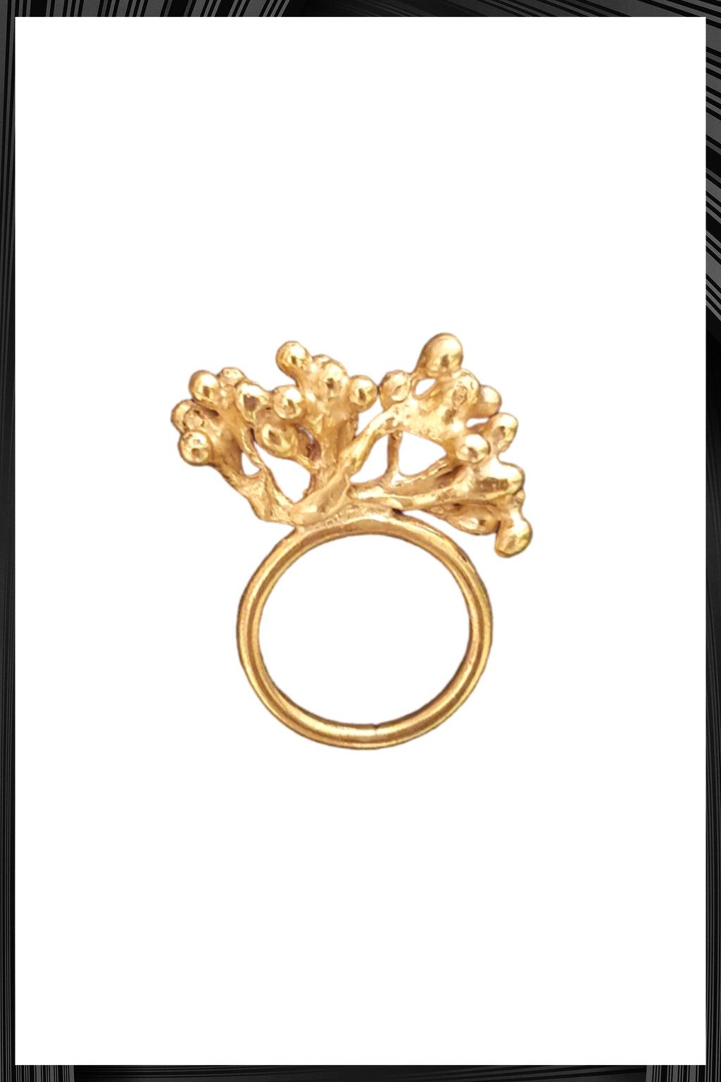 Gold Rubella Ring