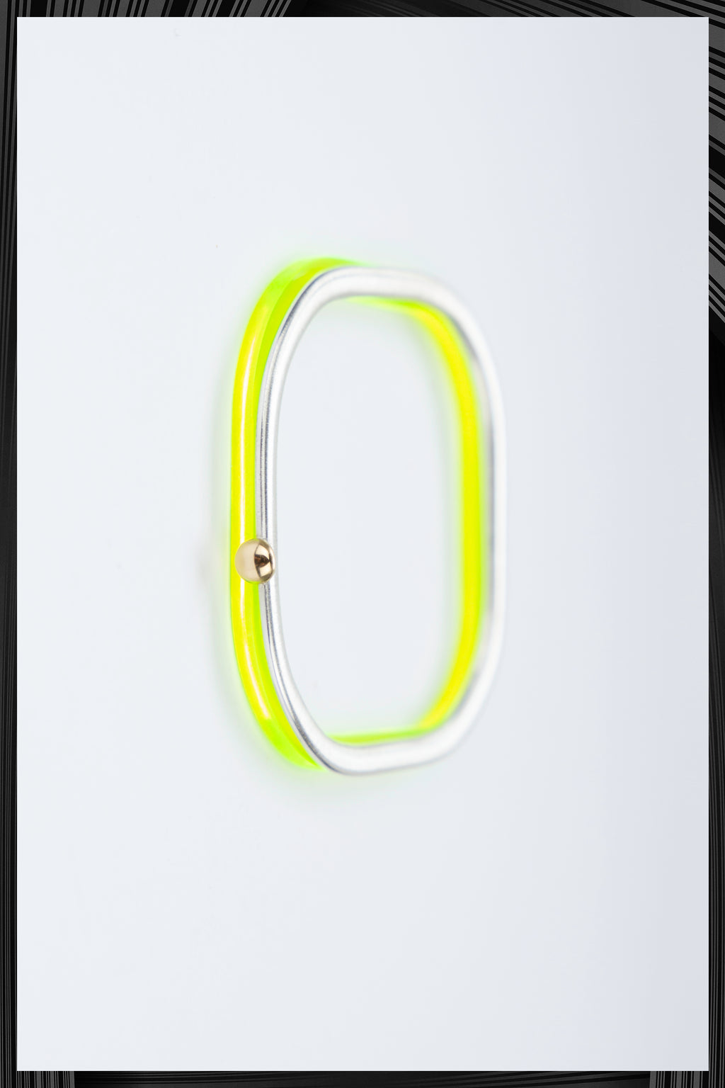 Stackable Yellow Bracelet Set | Free Delivery - 2-3 Weeks Shipping
