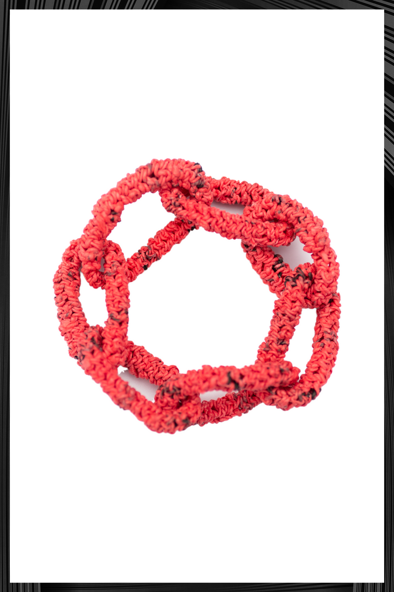 Red Links Bracelet | Free Delivery - Quick Shipping