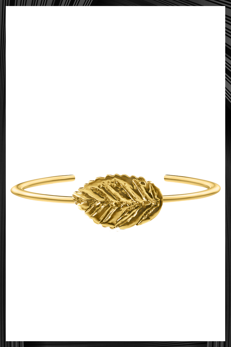 Gold Mocna Cuff | Free Delivery - 2-3 Weeks Shipping