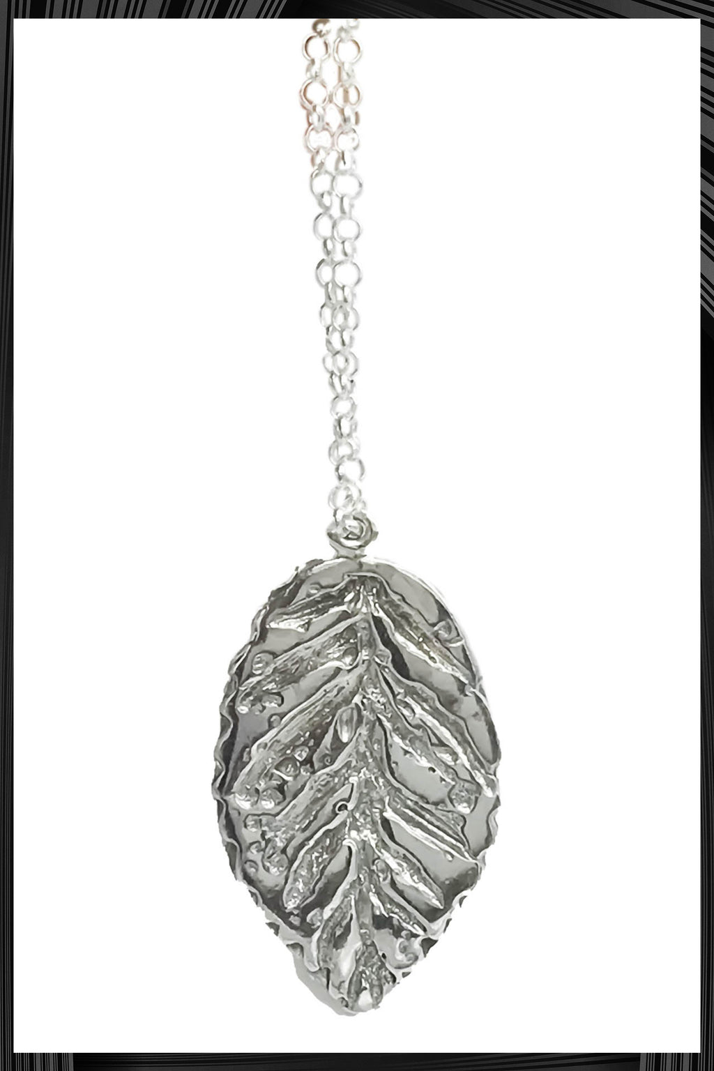 Silver Mocna Necklace