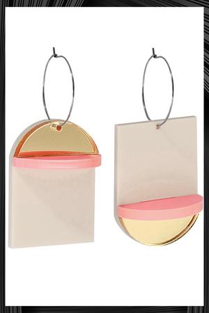 Popova Earrings | Quick Shipping