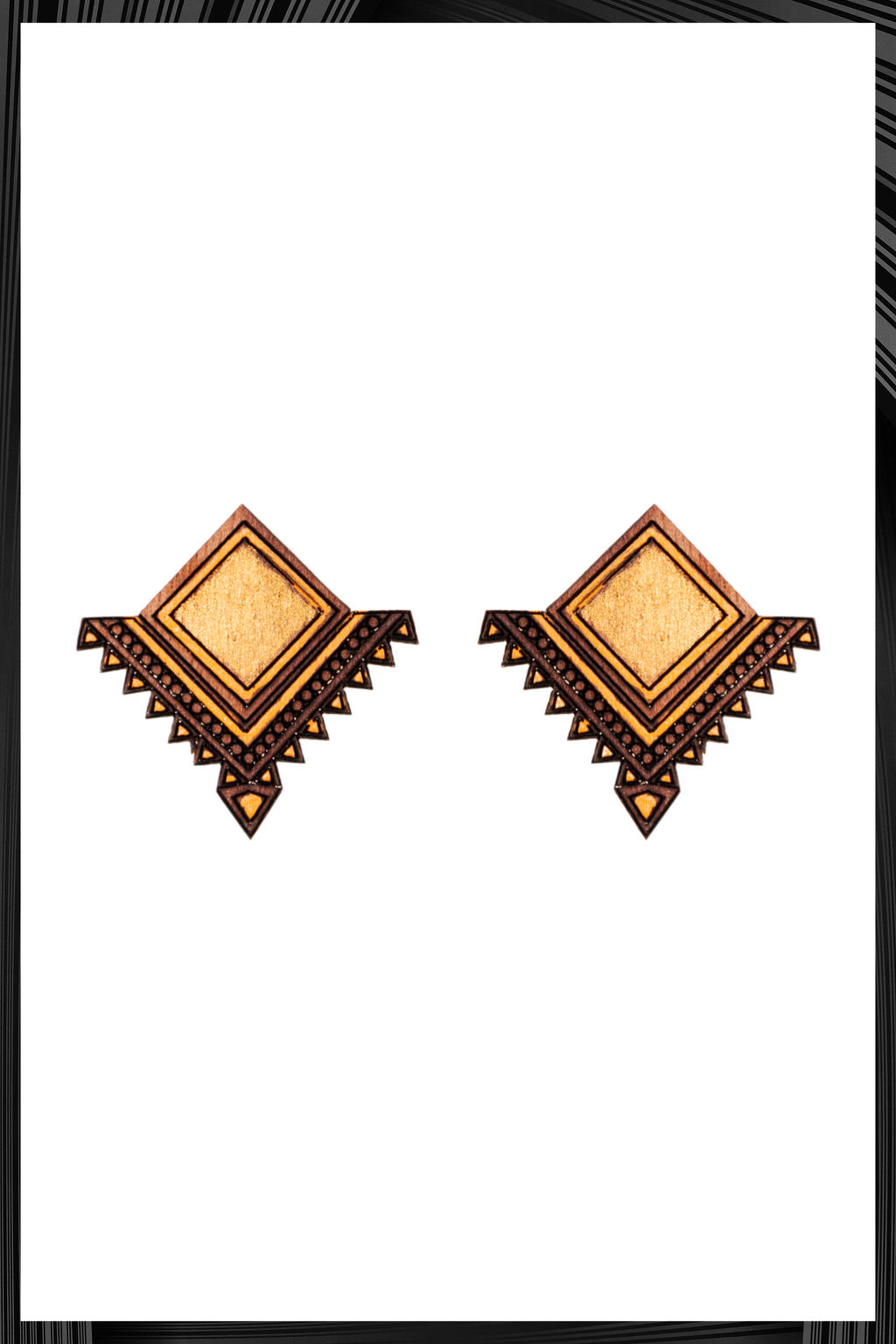 Satya Studs |  2-3 Week  Shipping