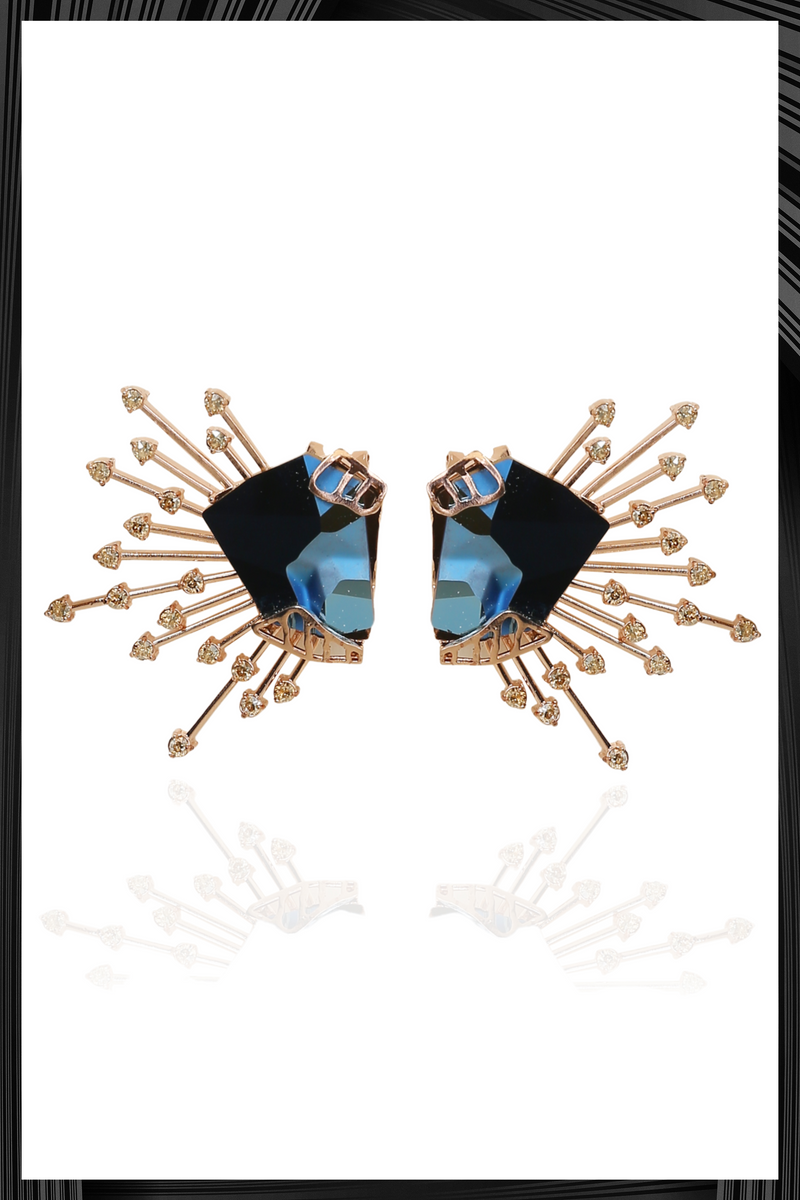 Mishell Earrings | Free Delivery - Quick Shipping