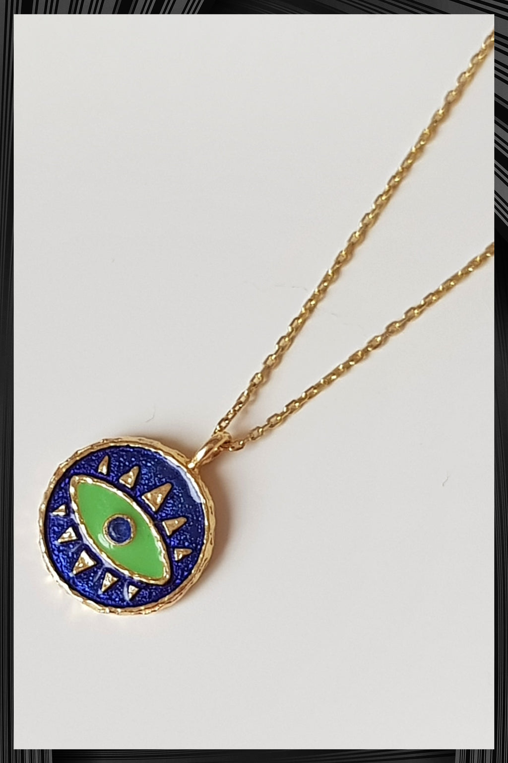 Green Evil Eye | Free Delivery - Quick Shipping