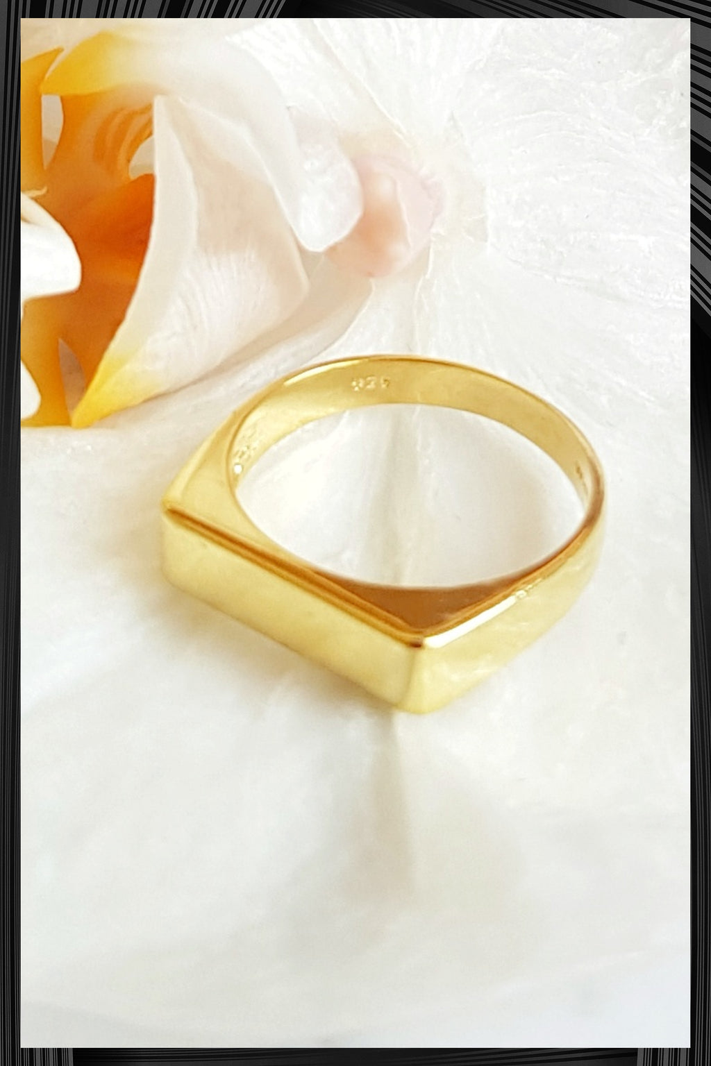 Secret Gold Ring | Free Delivery - Quick Shipping