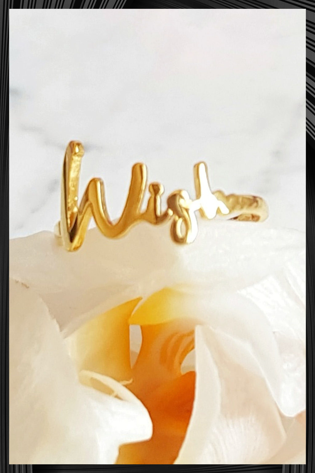 Wish Ring | Free Delivery - Quick Shipping
