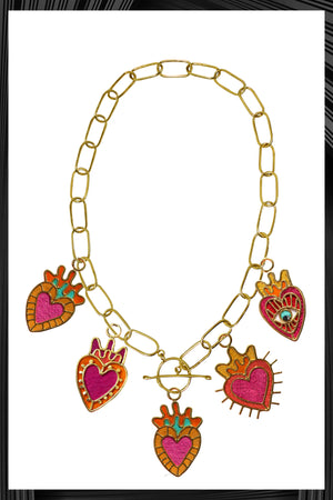 Milagritos Del Cielo Necklace | Free Delivery - 3 Weeks Shipping