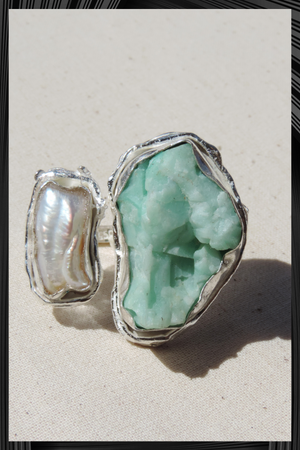 Glacier Ring | Free Delivery - Quick Shipping
