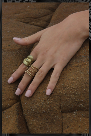 Seacoast Ring | Free Delivery - Quick Shipping