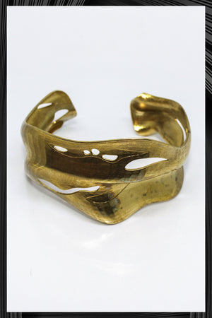 Tidal Wave Large Cuff | Free Delivery - Quick Shipping