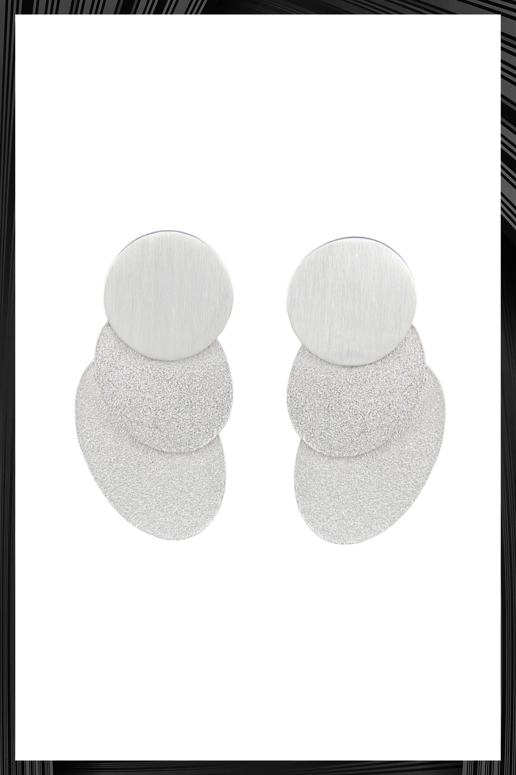 Positano Trio Earrings | Free Delivery - Quick Shipping