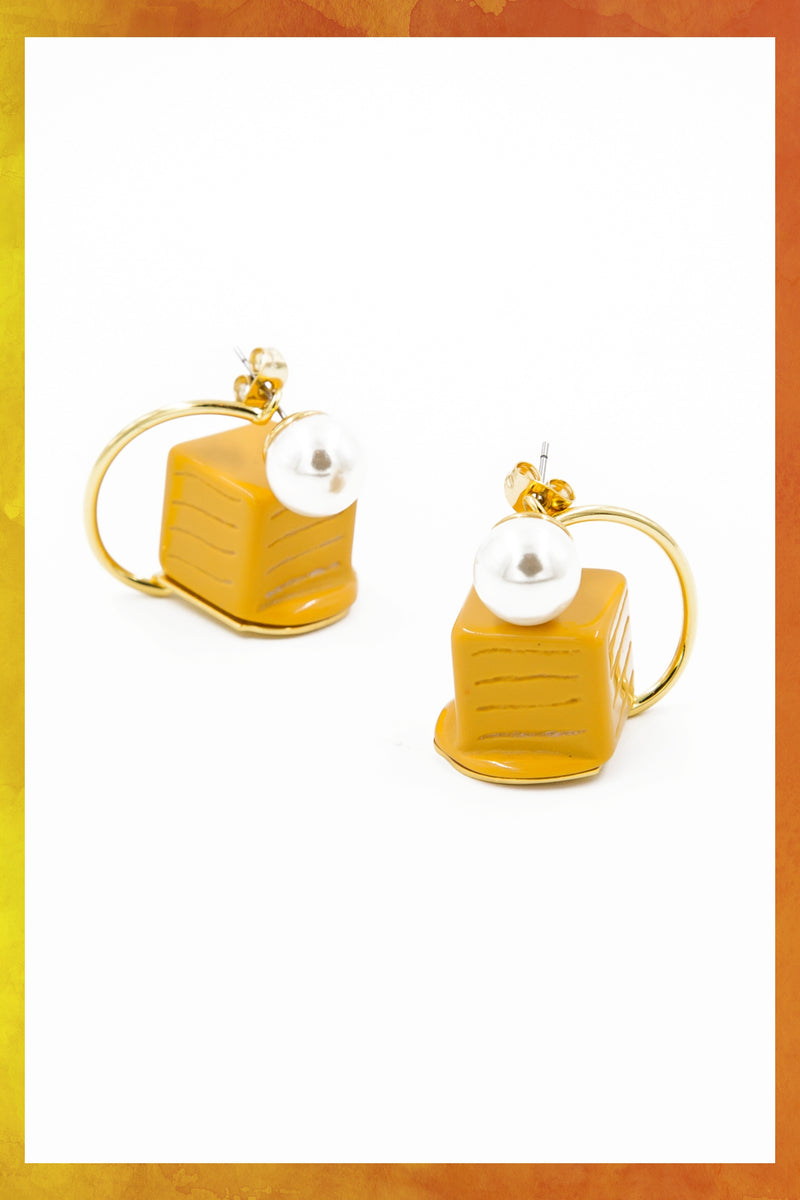 Caramel Earrings