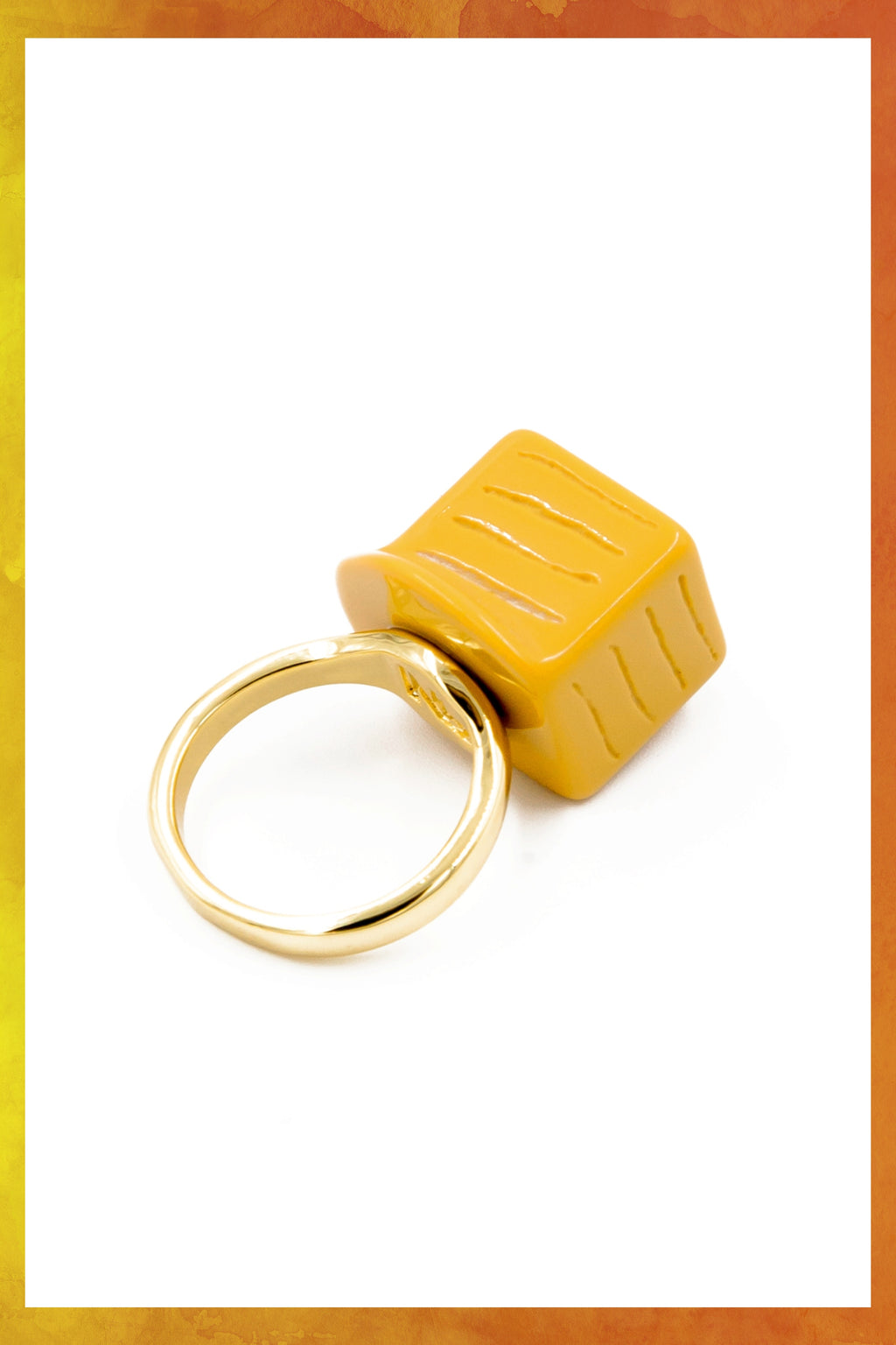 Caramel Ring | Quick Shipping