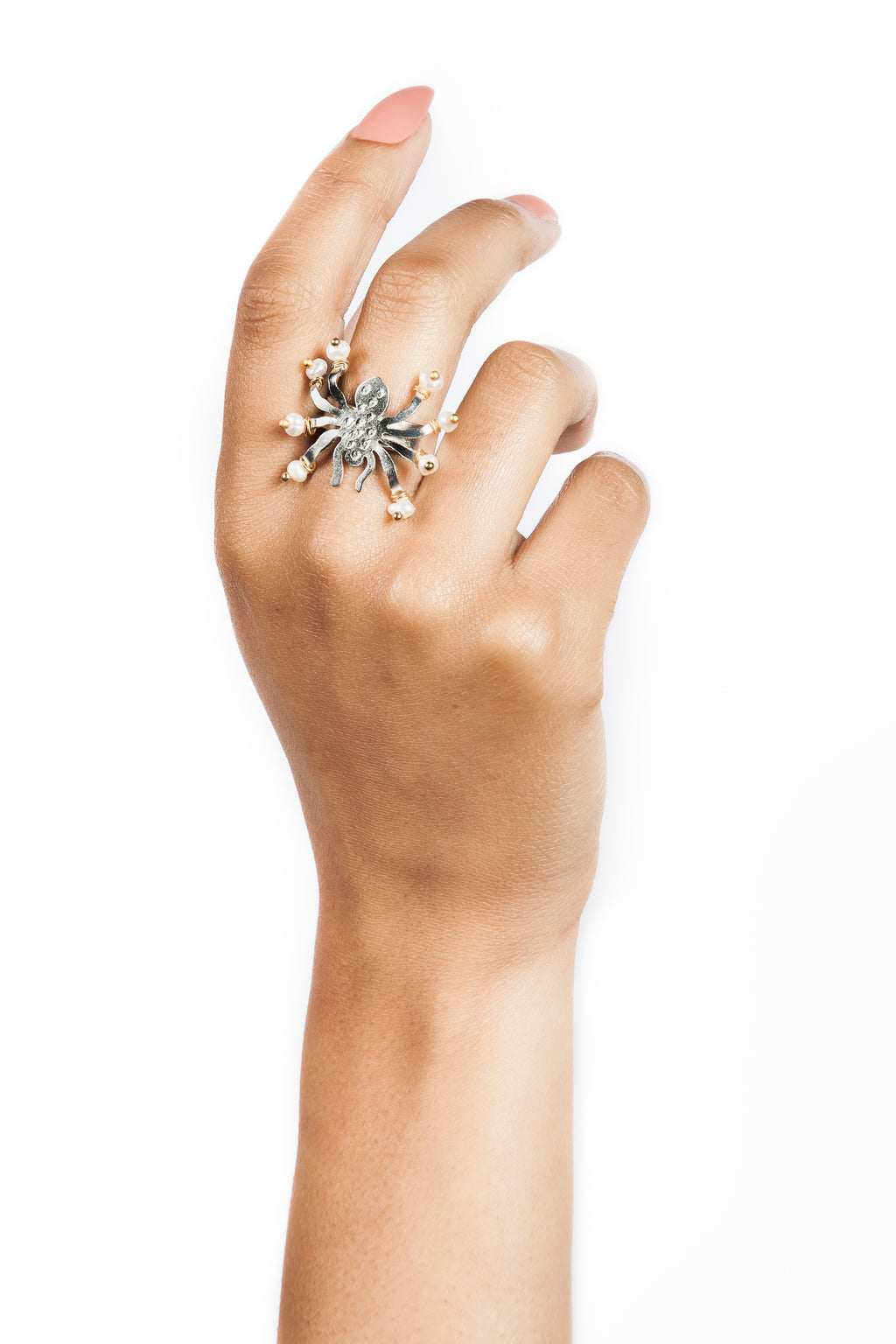 Colombian Jewelry Spider Ring Insect Jewelry